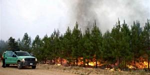 Rural Fire Oklahoma Ag